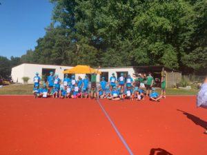 3. Sommercamp der LA des TSV Katzwang 05