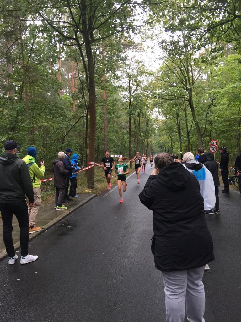 Emma Heckel läuft in den Top 10 der deutschen Spitzenläuferinnen