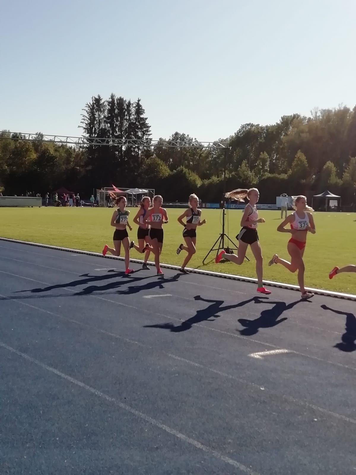 Bayerische Meisterschaften 2020 in Erding