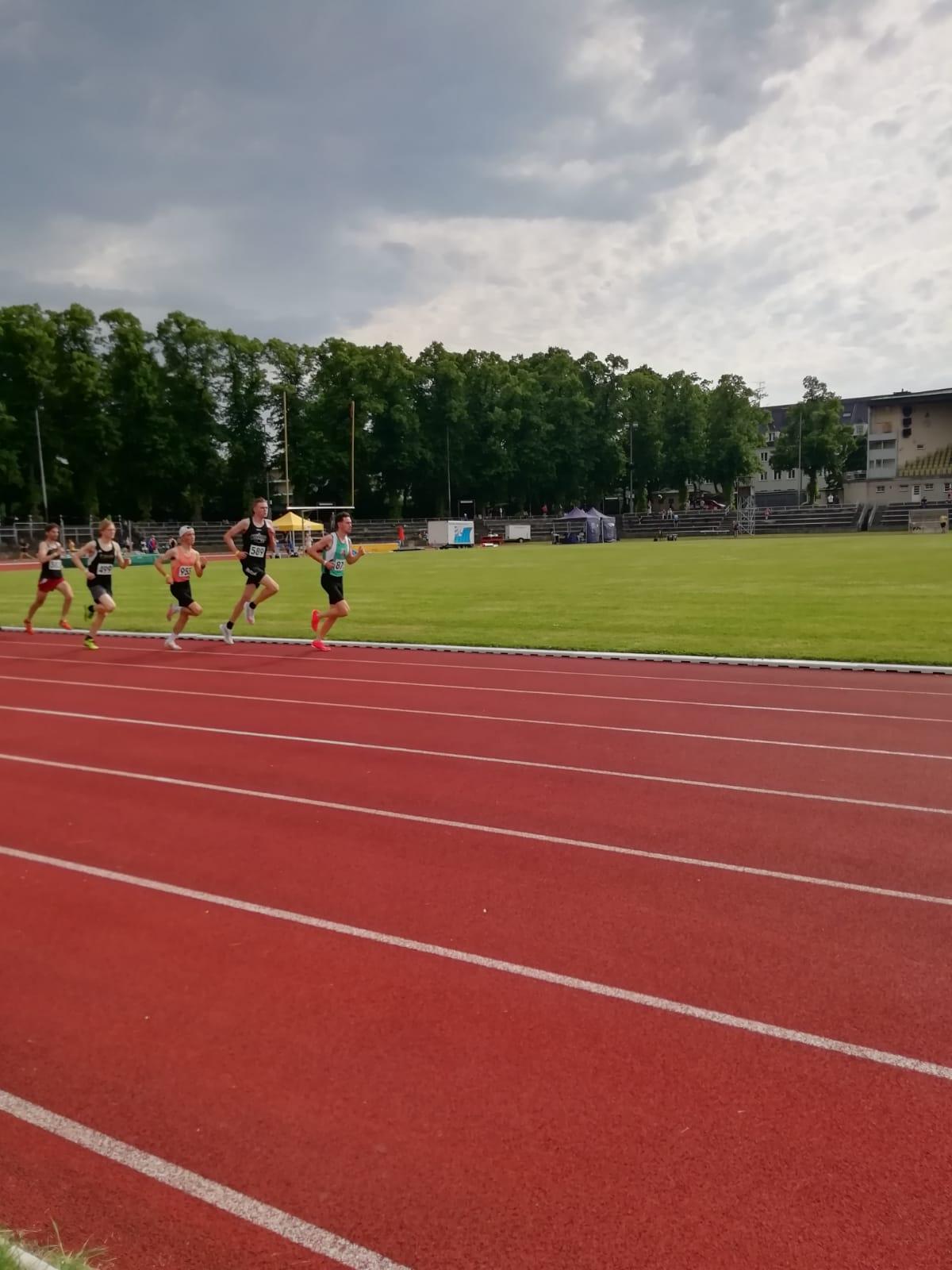 Restart der Leichtathletik 2021 in München