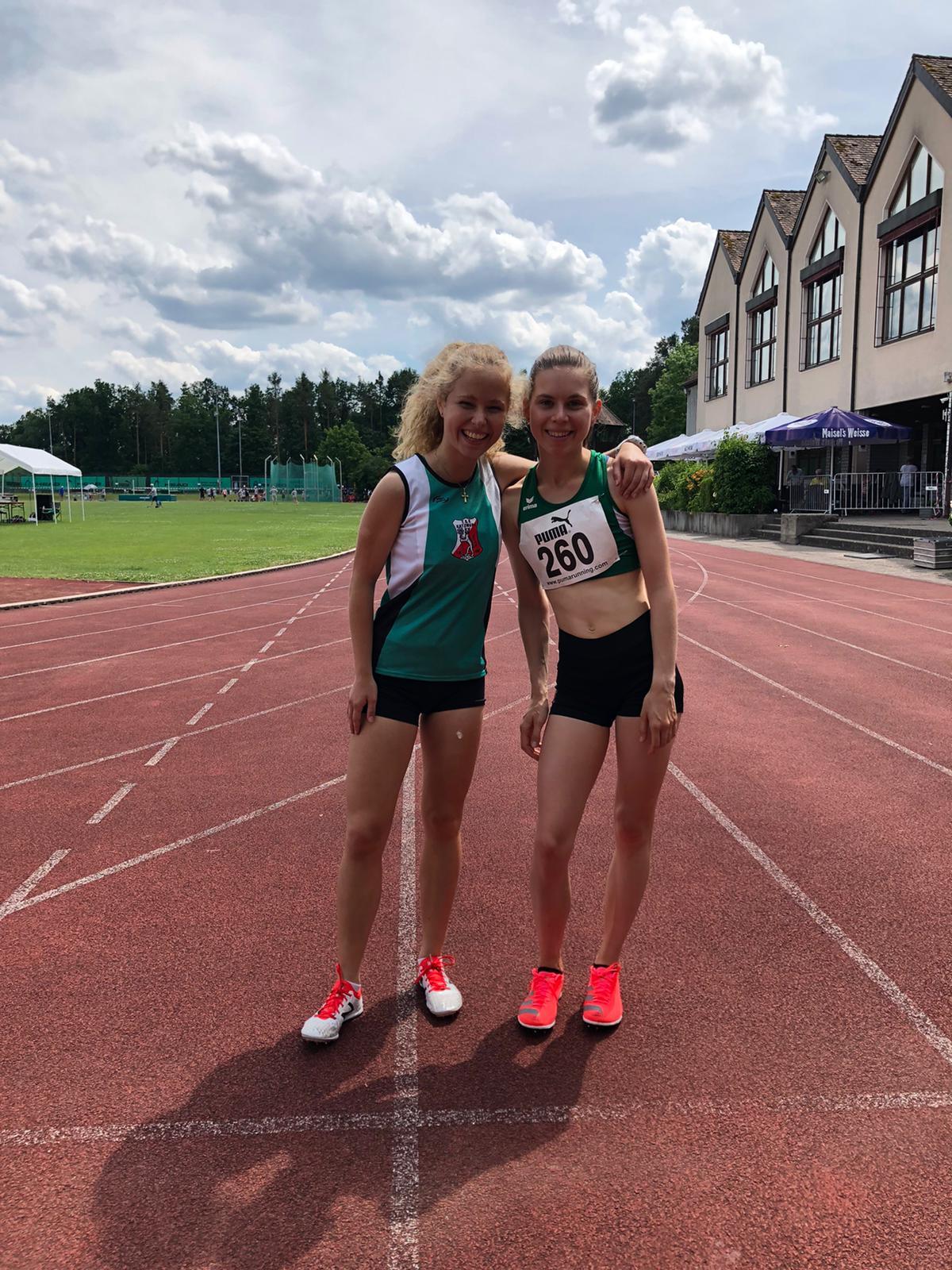 Mittelfränkische Meisterschaften in Herzogenaurach