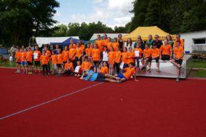 4. Sommercamp der LA des TSV Katzwang 05